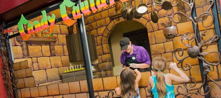 Disney's Candy Cauldron