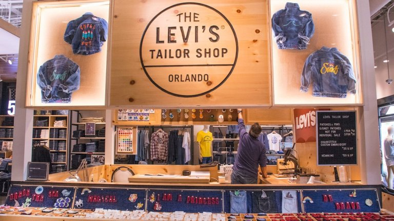 The Levi's Store