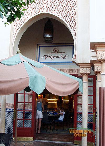 Tangierine Café