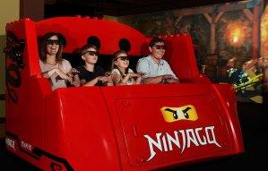 Lego Ninjago the Ride