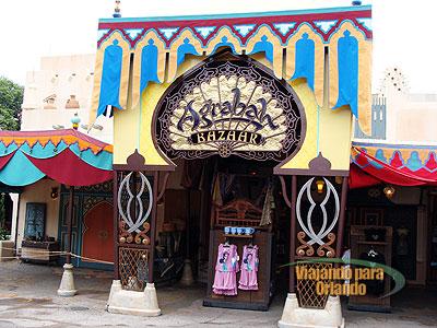 Agrabah Bazaar