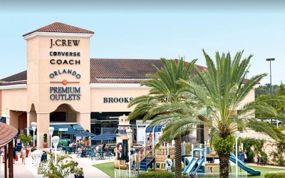 Florida Mall e Orlando Premium Outlets reabriram
