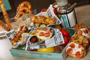 Mama's Pretzel Kitchen