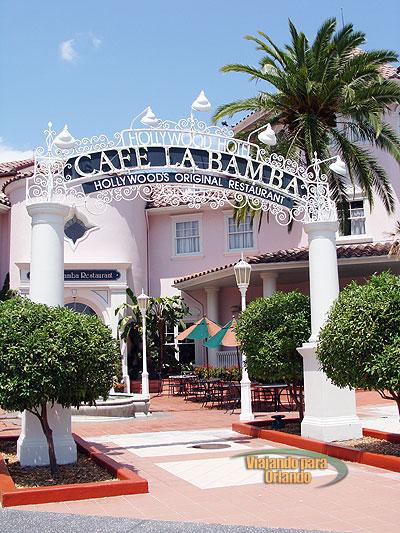 Cafe La Bamba