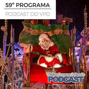 Viajando para Orlando – Podcast – 59