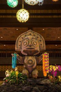 Por dentro do Disney's Polynesian Resort