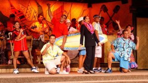 Disneys Spirit of Aloha Show
