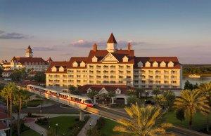 Por  dentro do Disney's Grand Floridian Resort & Spa
