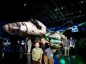 Kennedy Space Center – Atrações