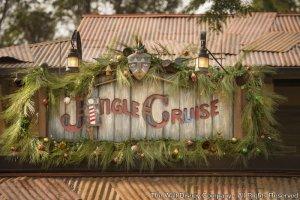 """""""Jingle Cruise"""" é a versão de Jungle Cruise para as festas de final de ano"""