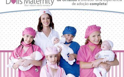 Dolls Maternity – A Maternidade de Bonecas da MacroBaby