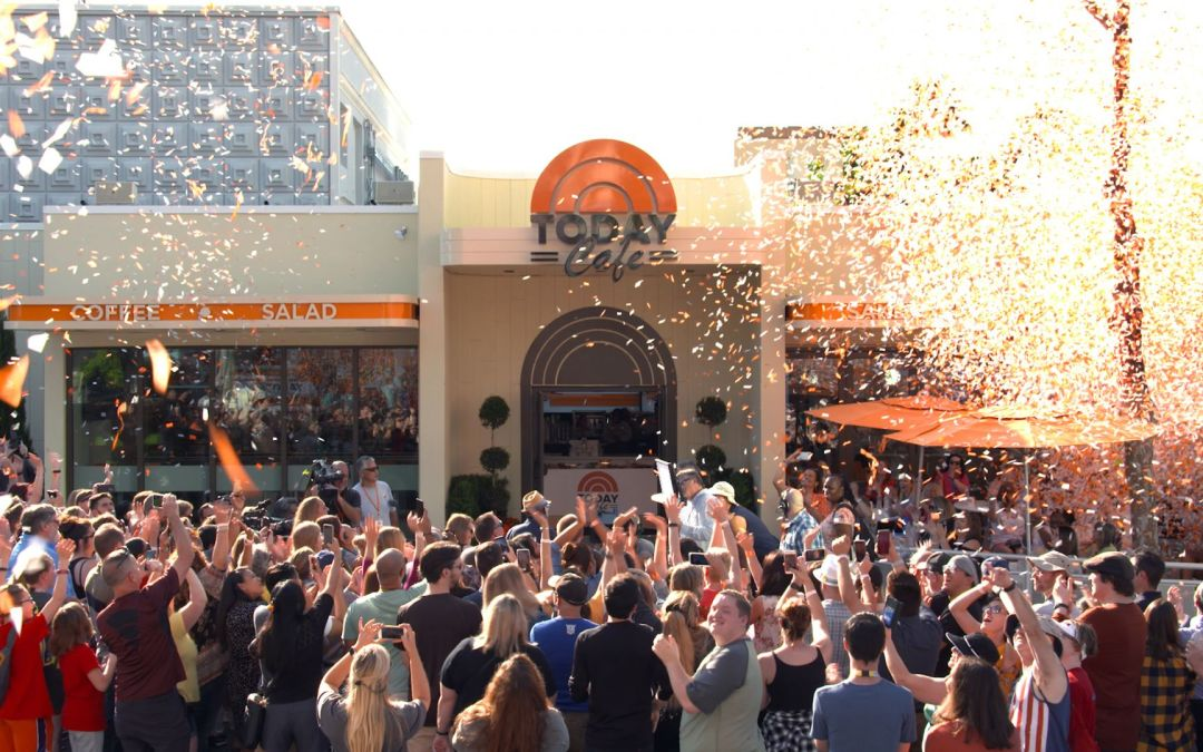 Today Cafe já está aberto no Universal Orlando Resort