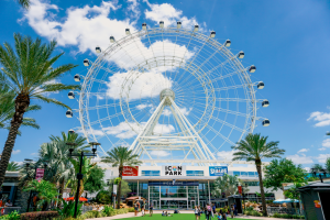 The Wheel em ICON Park, Madame Tussauds Orlando & SEA LIFE Orlando Aquarium fechados