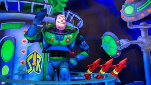 Buzz Lightyear's Space Ranger Spin