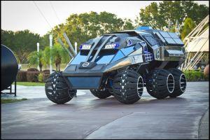 Mars Rover Vehicle Navigator