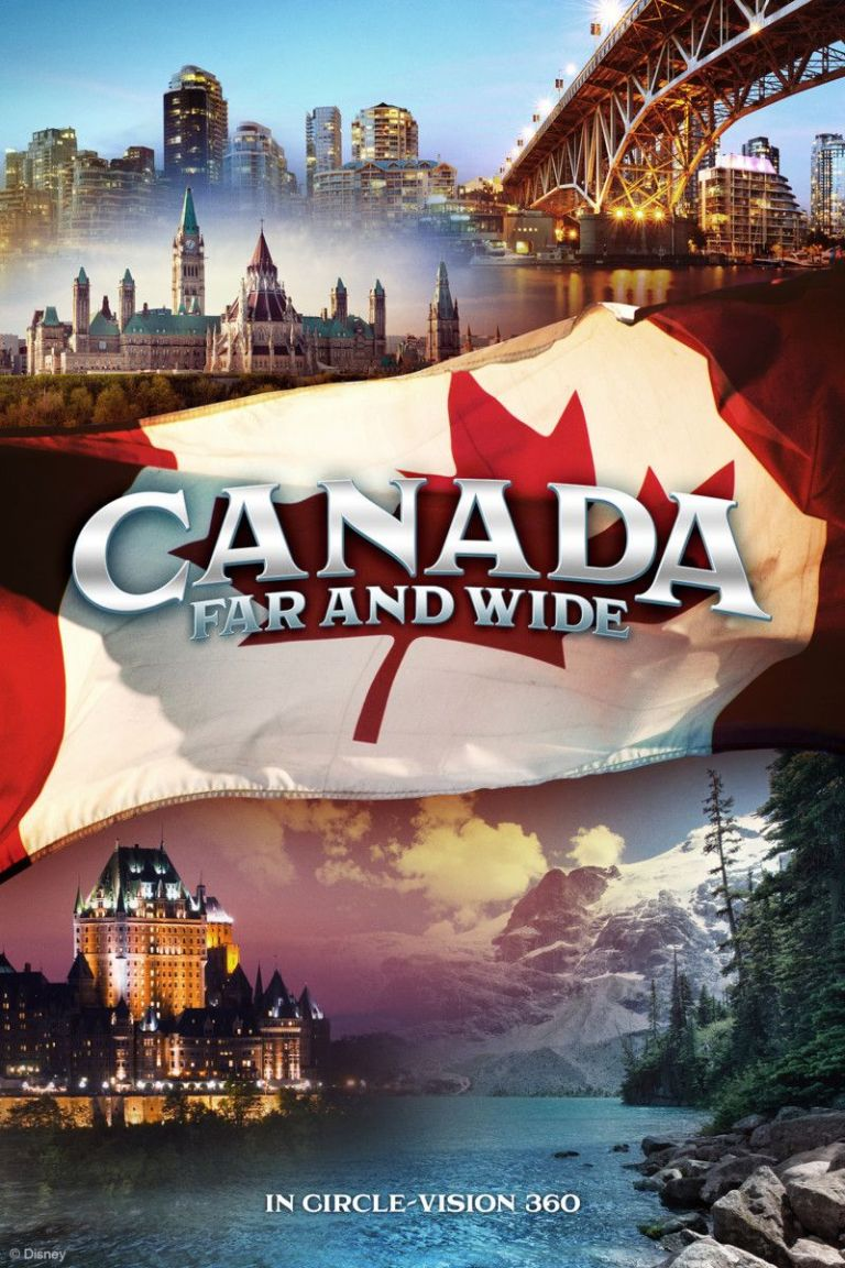 Canada Far and Wide in Circle-Vision 360