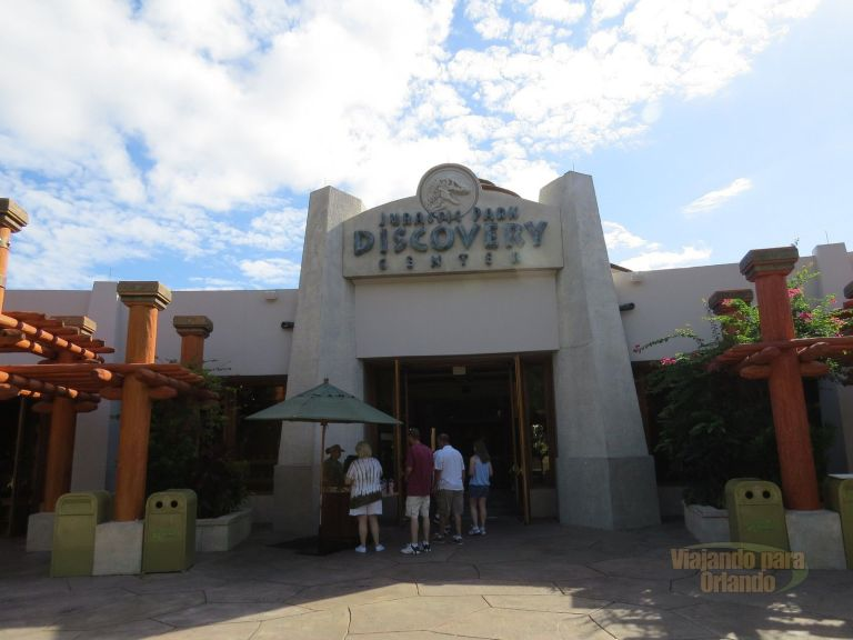 Jurassic Park Discovery Center