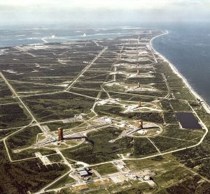 Cape Canaveral Early Space Tour