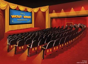 Mickey Shorts Theater