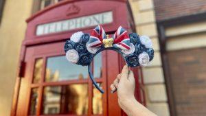 Novos produtos inspirados no Reino Unido disponíveis no Epcot