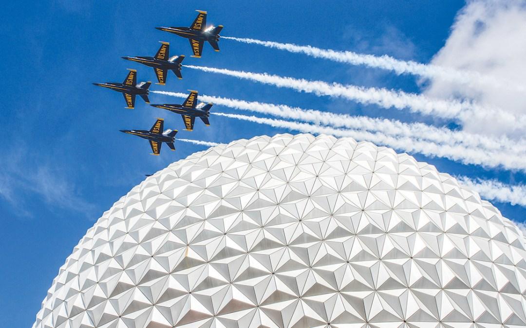 Dia das Forças Armadas é celebrado no Walt Disney World Resort