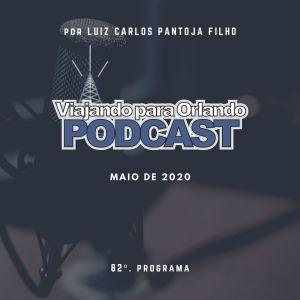 Viajando para Orlando – Podcast – 82