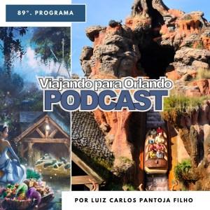 Viajando para Orlando – Podcast – 89