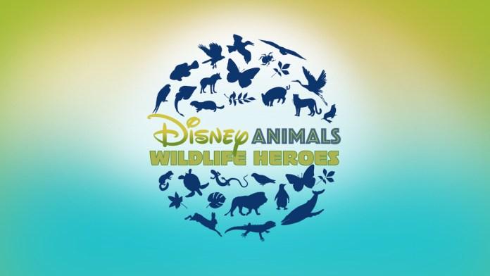 Disney Animal Wildlife Heroes logo