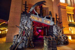 A Tribute Store do Halloween Horror Nights estreou duas novas salas