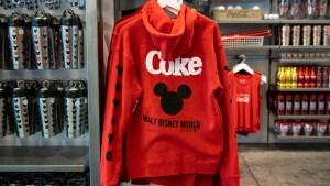 Nova coleção da Coca-Cola Store de Disney Springs