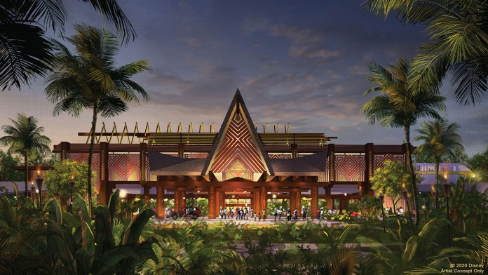 Today were thrilled to share news of exciting changes coming to Disneys Polynesian Village Resort.