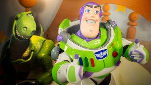 Pixar Pals Motorcade