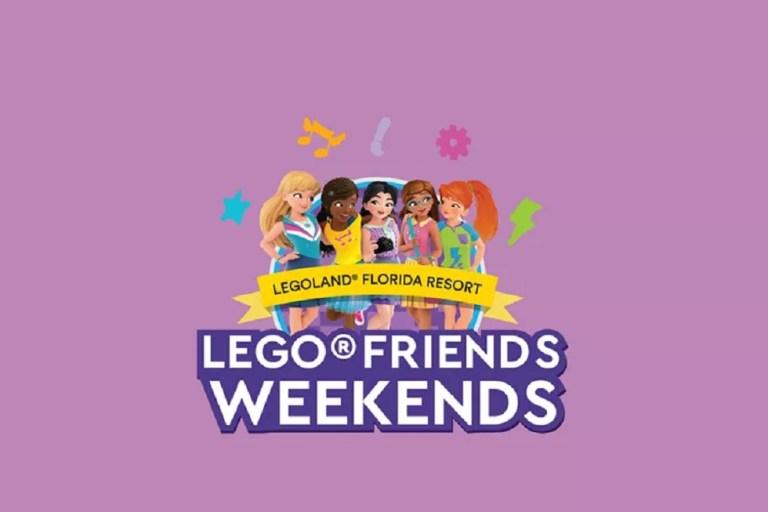 Lego Friends Weekends