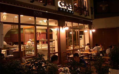 Restaurante Ciya Estambul  Viajando por