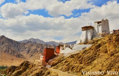 Monasterio en Leh