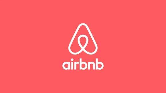 Logo de Airbnb para descuentos