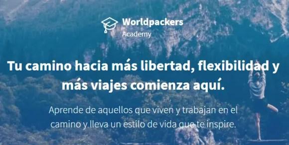 Logo Worldpackers Academy