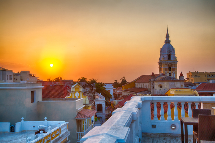 Destinos baratos - Cartagena Colômbia