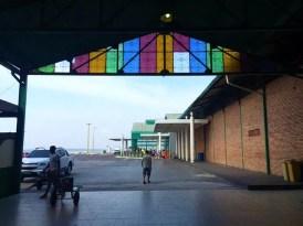 Entrada do Porto de Manaus