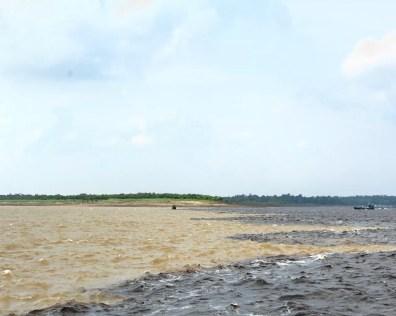 Rio Negro e Solimões