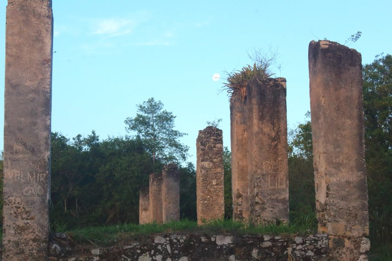 Anchieta Ruinas de Salinas 1