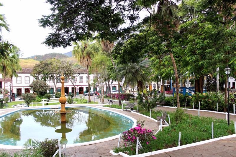 De Ouro Preto a Mariana no trem da Vale