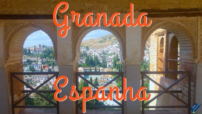 Pontos Turísticos da Espanha – Roteiro de 2 dias em Granada