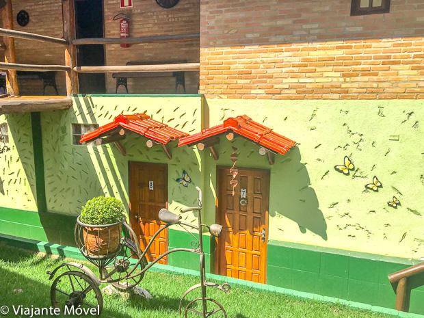 Onde ficar em Macacos - São Sebastião das Águas em Nova Lima - Minas Gerais