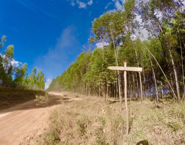 Estrada para o Horizonte Perdido- Araxá