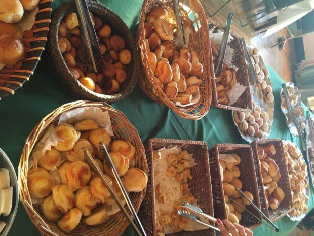 Chá da Tarde do Tauá Grande Hotel e Termas de Araxá
