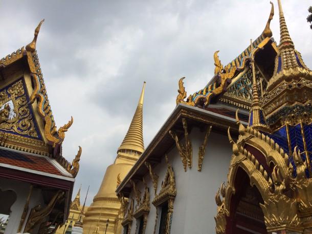 Templo Wat Phra Kaew-Bangkok - Dicas de Bangkok