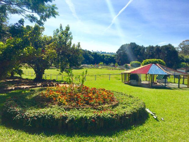 Jardim da Quinta do Cedro