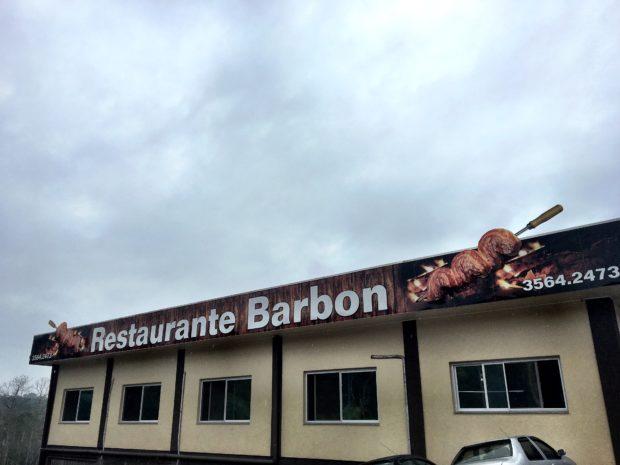 Restaurante Barbon em Dois Irmãos
