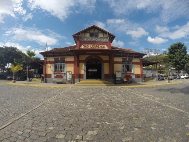 Estação Ferroviária de São Lourenço